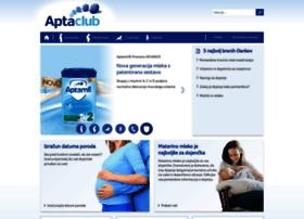 Aptaclub.si thumbnail