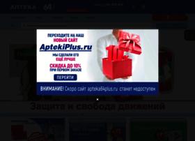 Apteka64plus.ru thumbnail