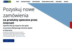 Apteon.pl thumbnail
