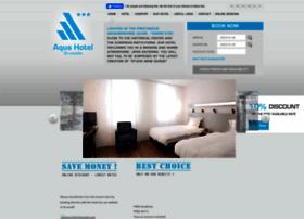 Aqua-hotel.be thumbnail