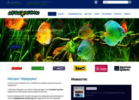 Aqua-magazin.ru thumbnail