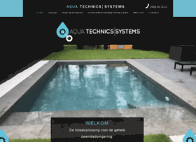 Aqua-technics-systems.be thumbnail