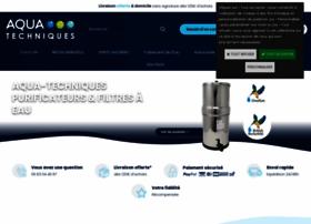 Aqua-techniques.fr thumbnail