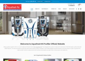 Aquafreshropurifier.com thumbnail