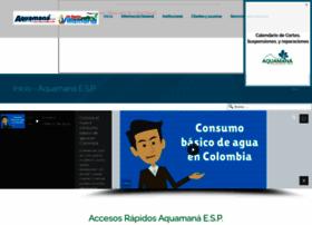 Aquamanaesp.gov.co thumbnail