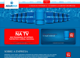 Aquamax.com.br thumbnail