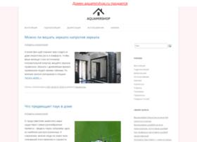 Aquamirshop.ru thumbnail