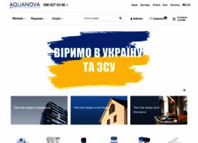 Aquanova.com.ua thumbnail