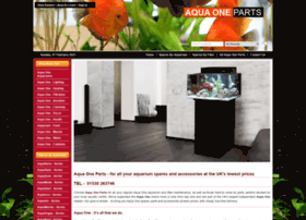 Aquaone-parts.uk thumbnail