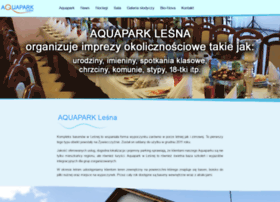Aquaparkzywiec.pl thumbnail
