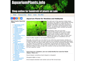 Aquariumplants.info thumbnail