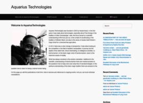 Aquarius-technologies.de thumbnail
