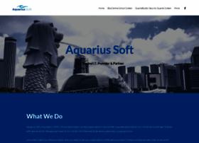 Aquariussoft.com thumbnail
