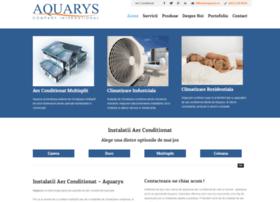 Aquarys.ro thumbnail