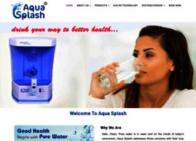 Aquasplash.in thumbnail