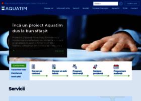 Aquatim.ro thumbnail