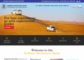 Arabianadventuresqatar.com thumbnail