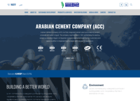 Arabiancement.com thumbnail