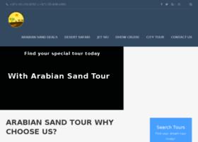 Arabiansandtour.com thumbnail