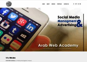 Arabwebacademy.net thumbnail