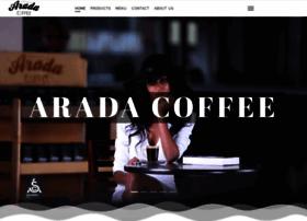 Aradacoffee.com thumbnail