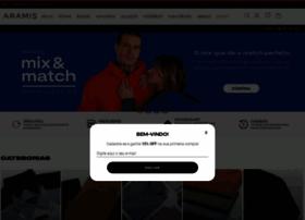 Aramis.com.br thumbnail