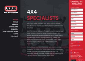 Arb4x4.co.nz thumbnail