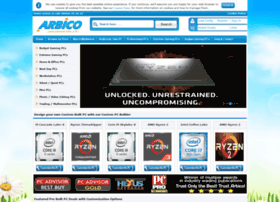Arbico.co.uk thumbnail