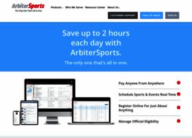 Arbitersports.com thumbnail