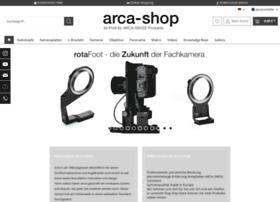 Arca-shop.de thumbnail
