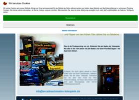 Arcadeautomaten-telespiele.de thumbnail