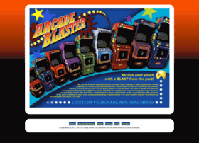 Arcadeblaster.co.za thumbnail