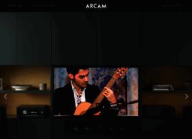 Arcam.co.uk thumbnail