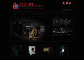 Arcanmakina.com.tr thumbnail