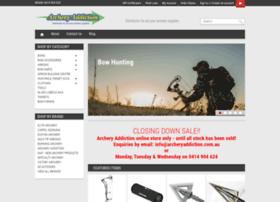 Archeryaddiction.com.au thumbnail