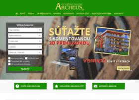 Archeus.sk thumbnail