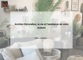 Archibo-decoration.fr thumbnail
