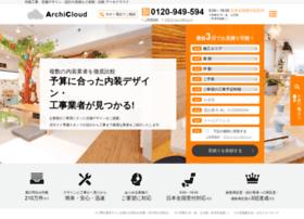 Archicloud.jp thumbnail