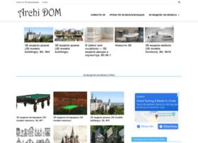 Archidom.net thumbnail