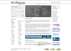Architectsjobs.co.uk thumbnail