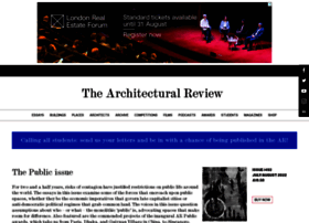 Architectural-review.com thumbnail