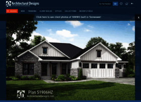 Architecturaldesigns.com thumbnail