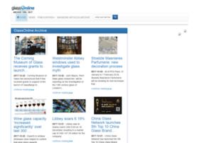 Archive.glassonline.com thumbnail