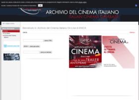 Archiviodelcinemaitaliano.it thumbnail