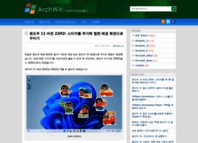 Archwin.net thumbnail
