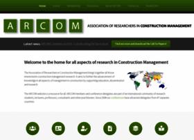 Arcom.ac.uk thumbnail