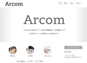 Arcom.co.jp thumbnail