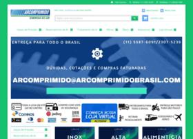 Arcomprimido.ind.br thumbnail