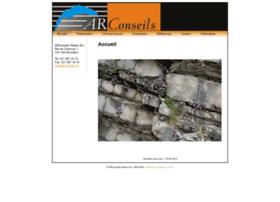 Arconseils.ch thumbnail