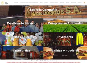 Arcosdorados.net thumbnail